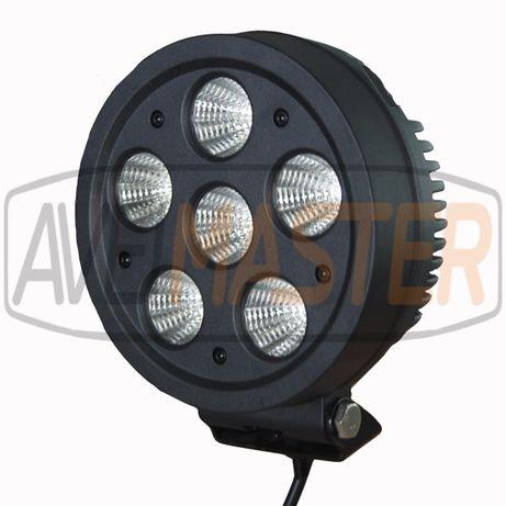 Farol de Trabalho LED Redondo WT660 60W Ref. 041500