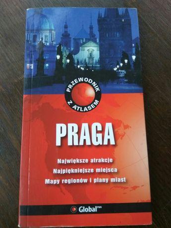 Praga przewodnik z atlasem Global PWN
