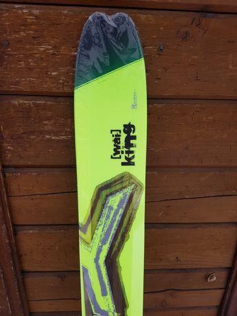 Narty skiturowe HAGAN wai KING 172cm + FOKA Hagan NOWE WYPRZEDAŻ