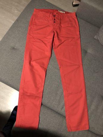 Spodnie chinosy Wrangler męskie Slim Fit