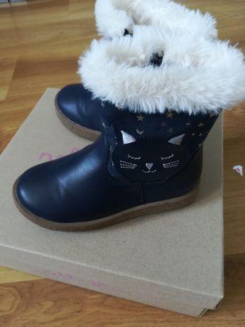 Buty dziecięce zimowe rozmiar 26