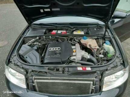 Motor Audi A4 1.8T 163cv BFB BKBCaixa de Velocidades Automatica + Motor de Arranque  + Alternador + compressor Arcondicionado + Bomba Direção