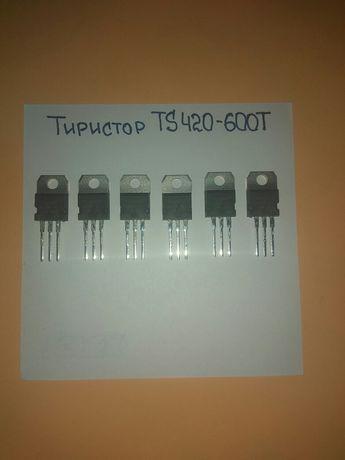 Тиристор,симистор TS420600T