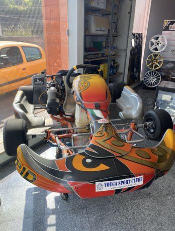 Karting 125 rotax max