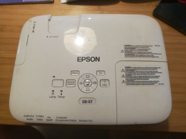 Projektor Epson EB X7