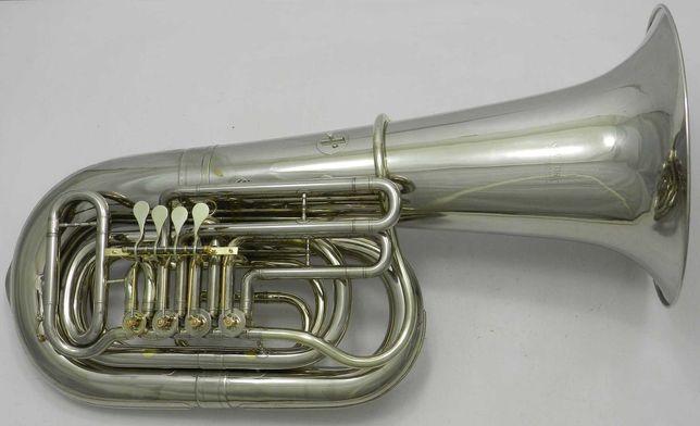 Tuba Bb New York Symphonic Po Przeglądzie + Futerał (DR21-161)