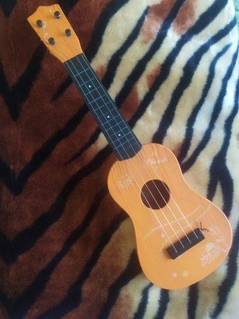 СРОЧНО!!! Гитара игрушечная