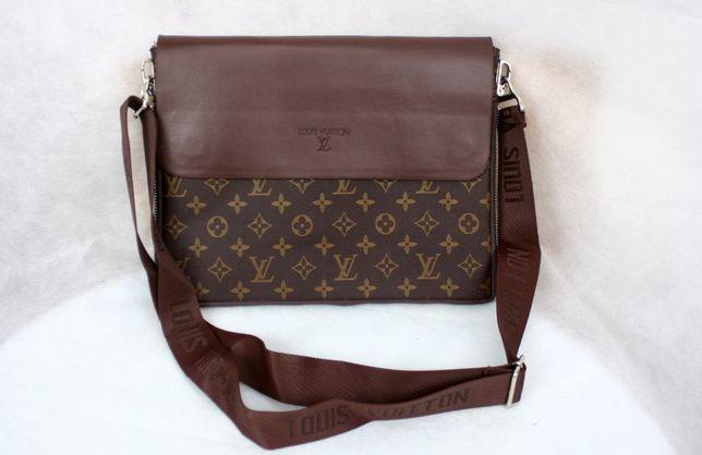 Torebka listonoszka aktówka Louis Vuitton