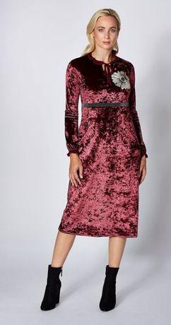 Włoska sukienka rozm. 46, przecena z 159,90 euro