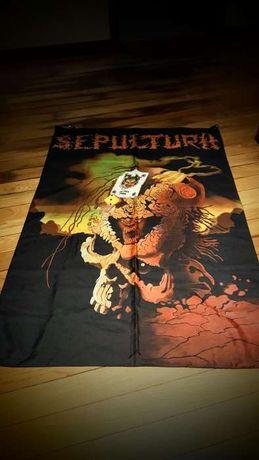 Bandeira de Sepultura