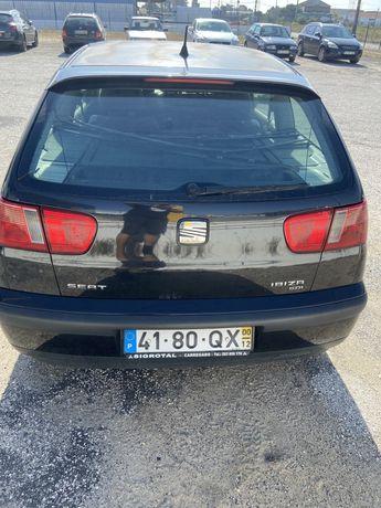 Vendo ou troco SEAT Ibiza comercial 6k3