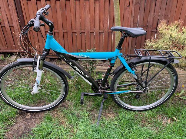 Rower LOTOS CycleWolf koła 26 cali
