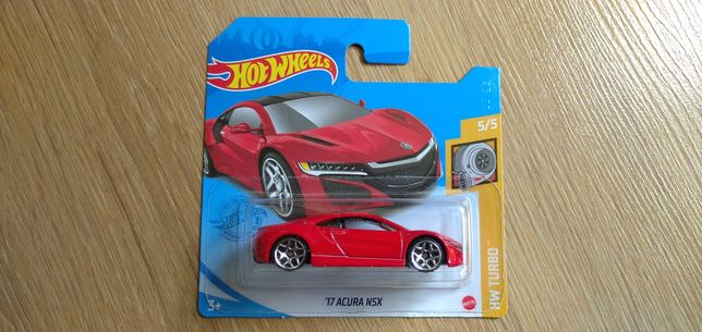 Hot Wheels Acura NSX