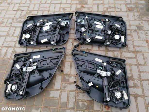 Mechanizm podnośnik szyby prawy przód Seat Ibiza IV 6j 6J4837401E 6J4837402E