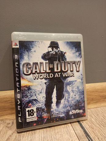 Call of Duty World at War PlayStation 3