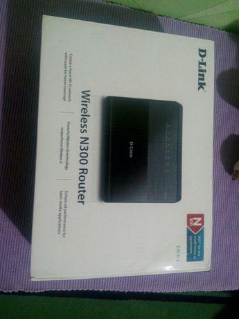Продам WI-FI роутер D-LINK N300ROUTER