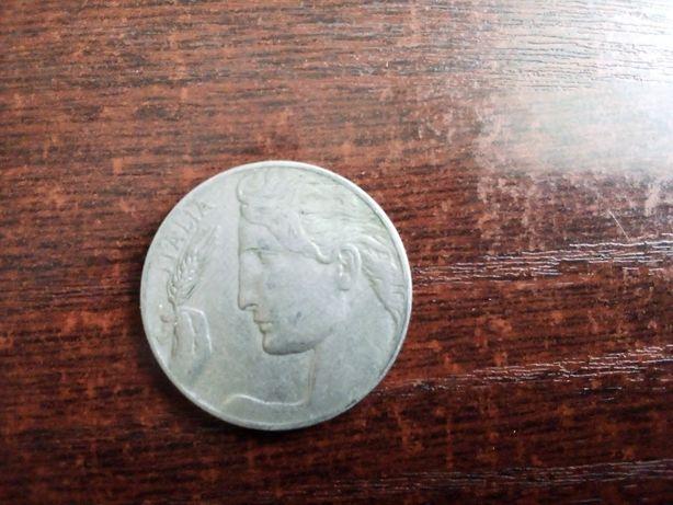 Moneta 20 centesimi 1920 Włochy