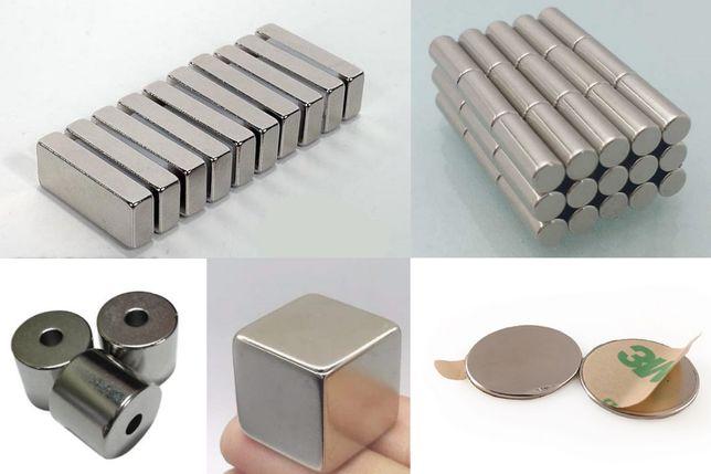 Неодимовые магниты любого размера! Без аванса! Звоните.