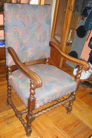 Krzesło/Fotel ANTYK