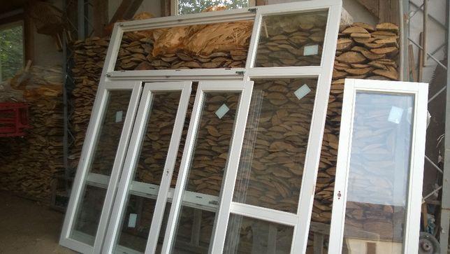 Okno drewniane szer.220 wys.230