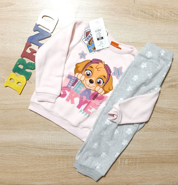 Теплая пижама на девочку Константиновка - изображение 1