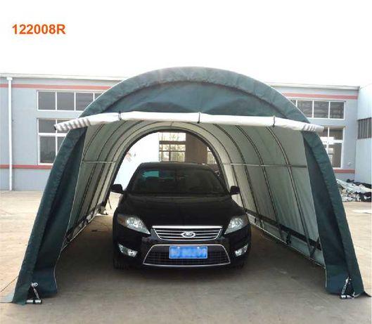 Namiot schowek, ogrodowy magazyn, garaż ogrodowy Samochód