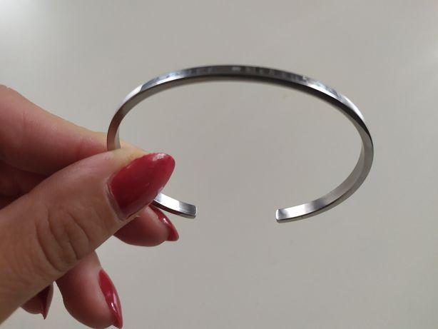 Bransoletka z napisem daniel wellington dw bracelet