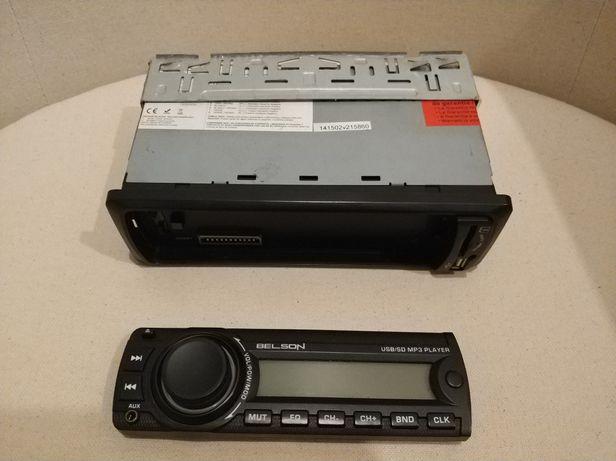 Rádio Auto - Belson USB/AUX