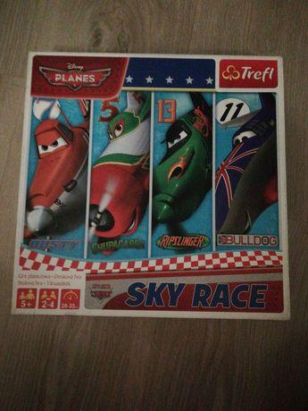 Gra planszowa samoloty SKY RACE