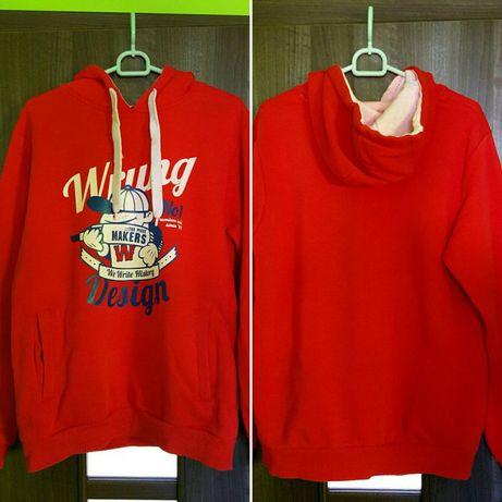 Bluza WRUNG DIVISION * kangurka * hoodie * rozm. M