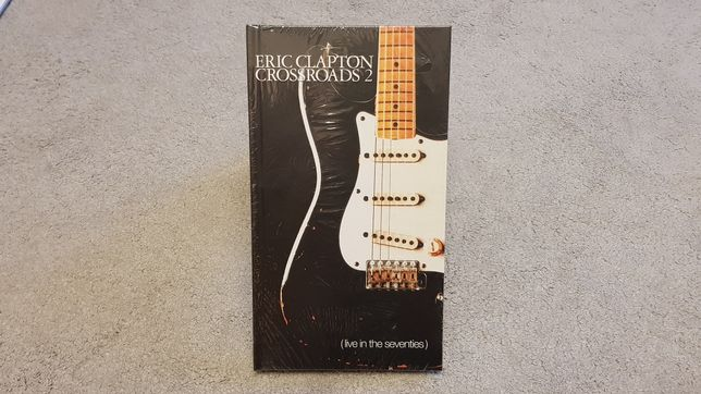 Eric Clapton - Crossroads 2 Live In The Seventies - Box 4CD - nowy