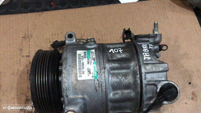 Compressor Ar Condicionado Jaguar Land Rover XF 3.0 Diesel 306dt Ref:9x23-19D629-DA