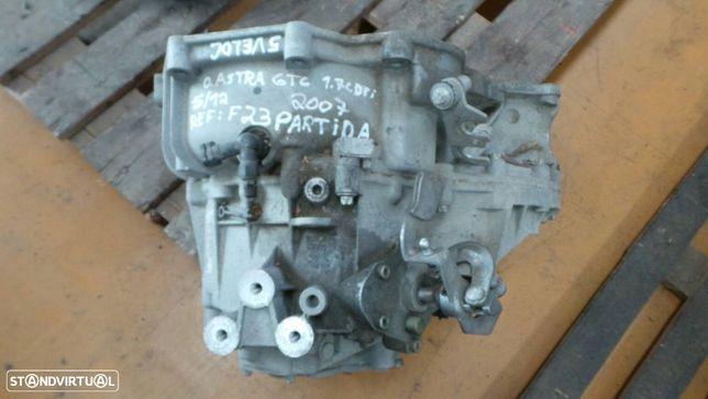 Caixa Velocidades Opel Astra H Gtc (A04)