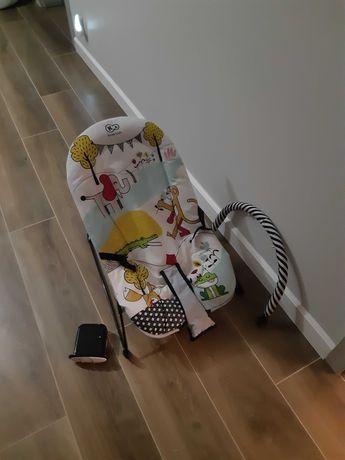 Leżaczek- bujaczek Kinderkraft
