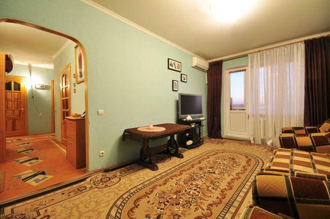 Видовая 2-ком квартира в хорошем состоянии ул. Таращанская 155
