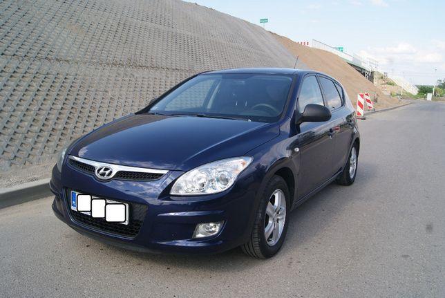 Hyundai I30 1,4 16v 109KM 2009 Instal Gazowa Klima elektryka Białystok