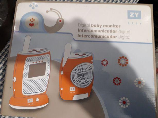 Intercomunicador de vigilância Zippy