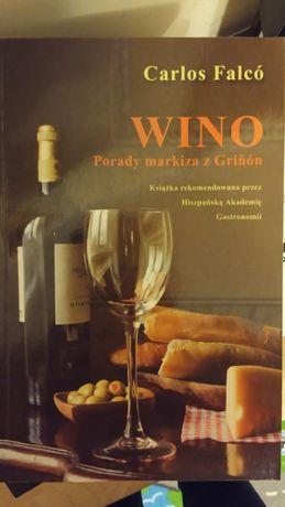Wino. Carlos Falcó