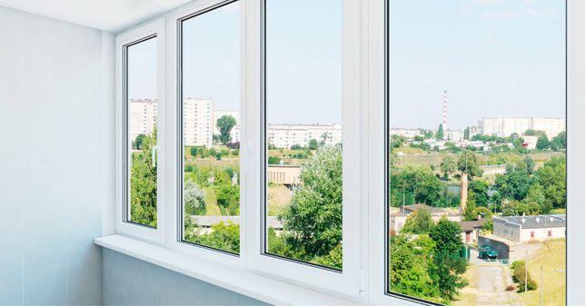 Металопластикові вікна двері,балконні блоки лоджі.
