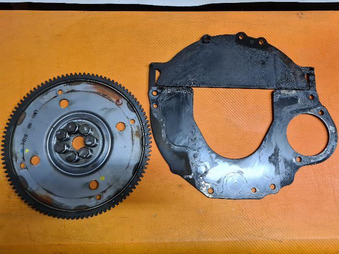 Konwerter Sprzęgło koło zamachowe Hydrokinetyczne Terrano 2 II 3.0DI Tarnowskie Góry - image 1