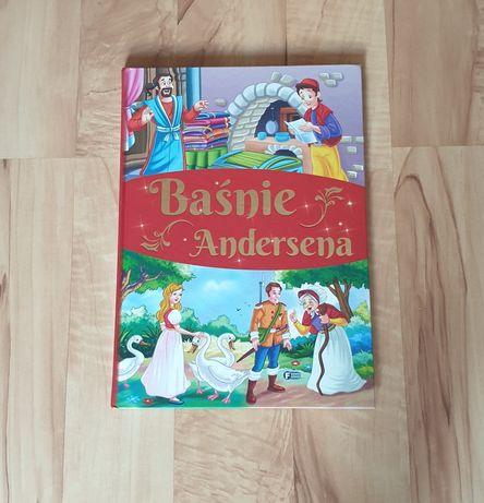 Książka Baśnie Andersena 2019