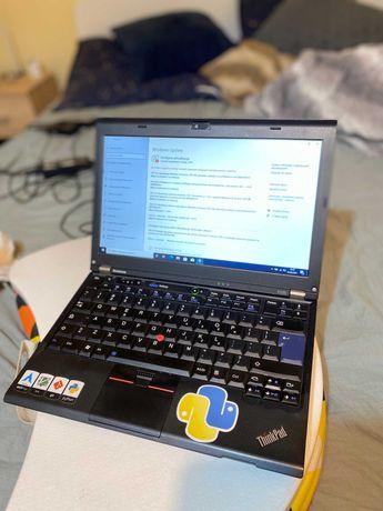 ThinkPad X220, 4GB RAM, SSD, Stacja dokująca, Oryginalny Windows 10