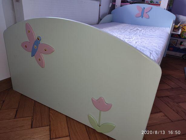 Łóżko 180*90 dziecięce firmy Meblik