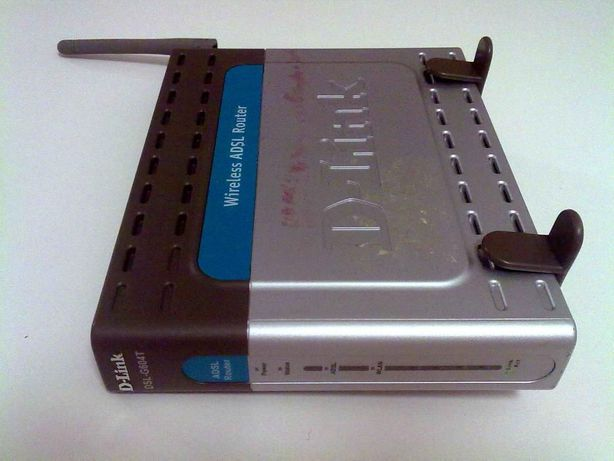 Роутер (маршрутизатор) ADSL D-Link DSL-G604T