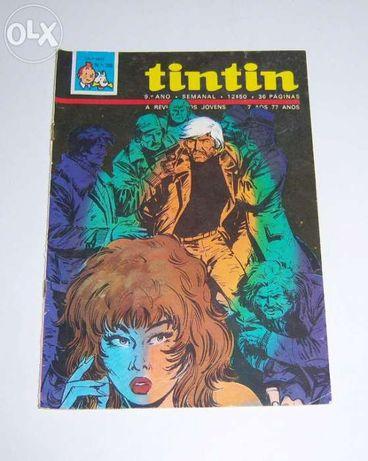 Lote De 5 Revistas TINTIN - ANO 9