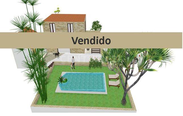 Casa T2 na zona do Gerês em Pedra com piscina  nova pronta a habitar
