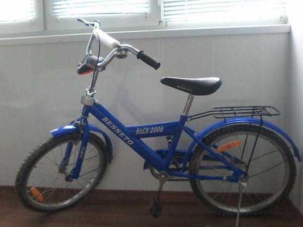 Продам велосипед подростковый BENNETO