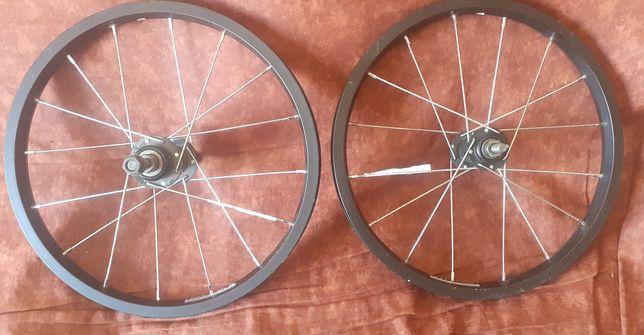2 rodas novas ( tamanho 16 )