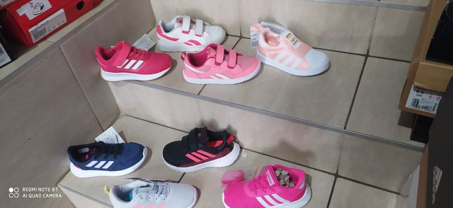 Buty Nowe Adidas, Nike i inne r. 26
