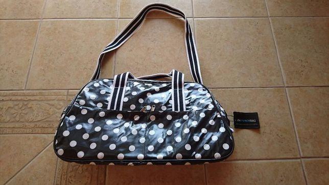 The Miracle Bag, torba do wózka, mata do przewijania, przewijak